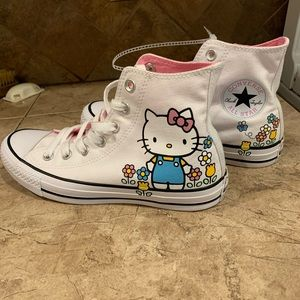 Chuck Taylor Converse All Star X Hello Kitty